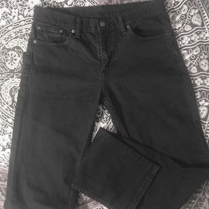 Levi's Men's  Black 511 Slim Straight 32x36 Jeans
